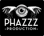PHAZZZ PRODUCTION Mobile Retina Logo